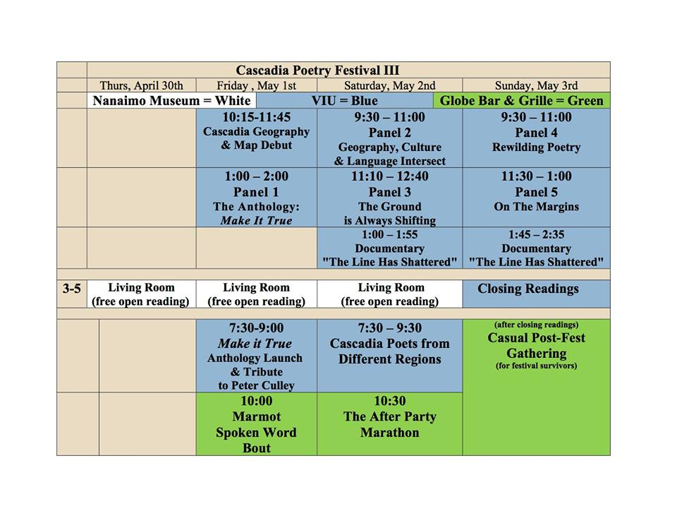 festival grid